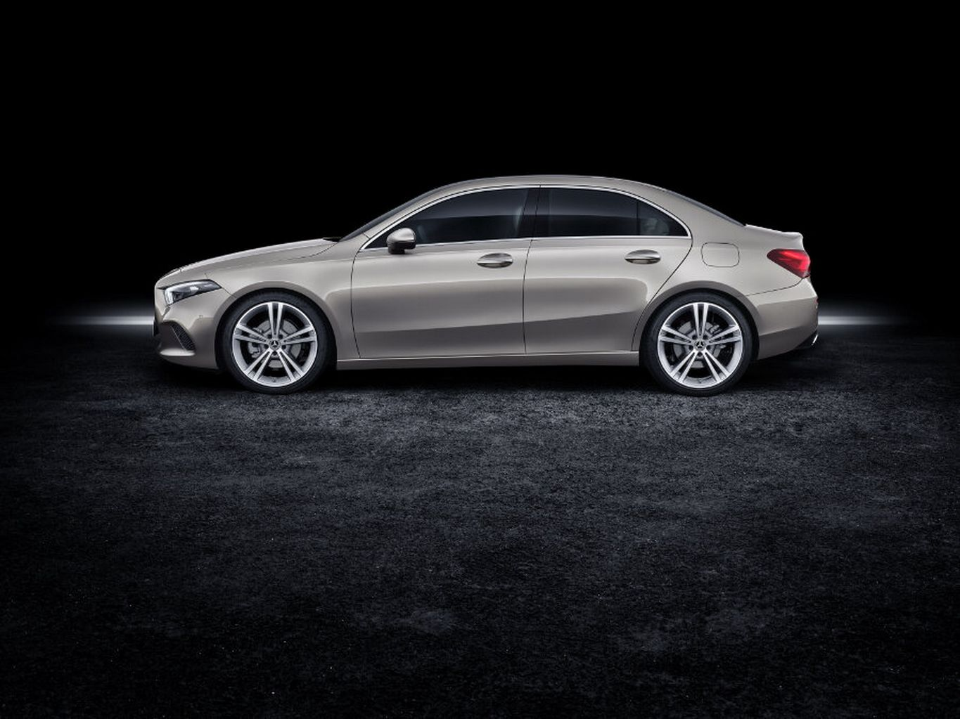 Mercedes-Benz Classe A Sedan