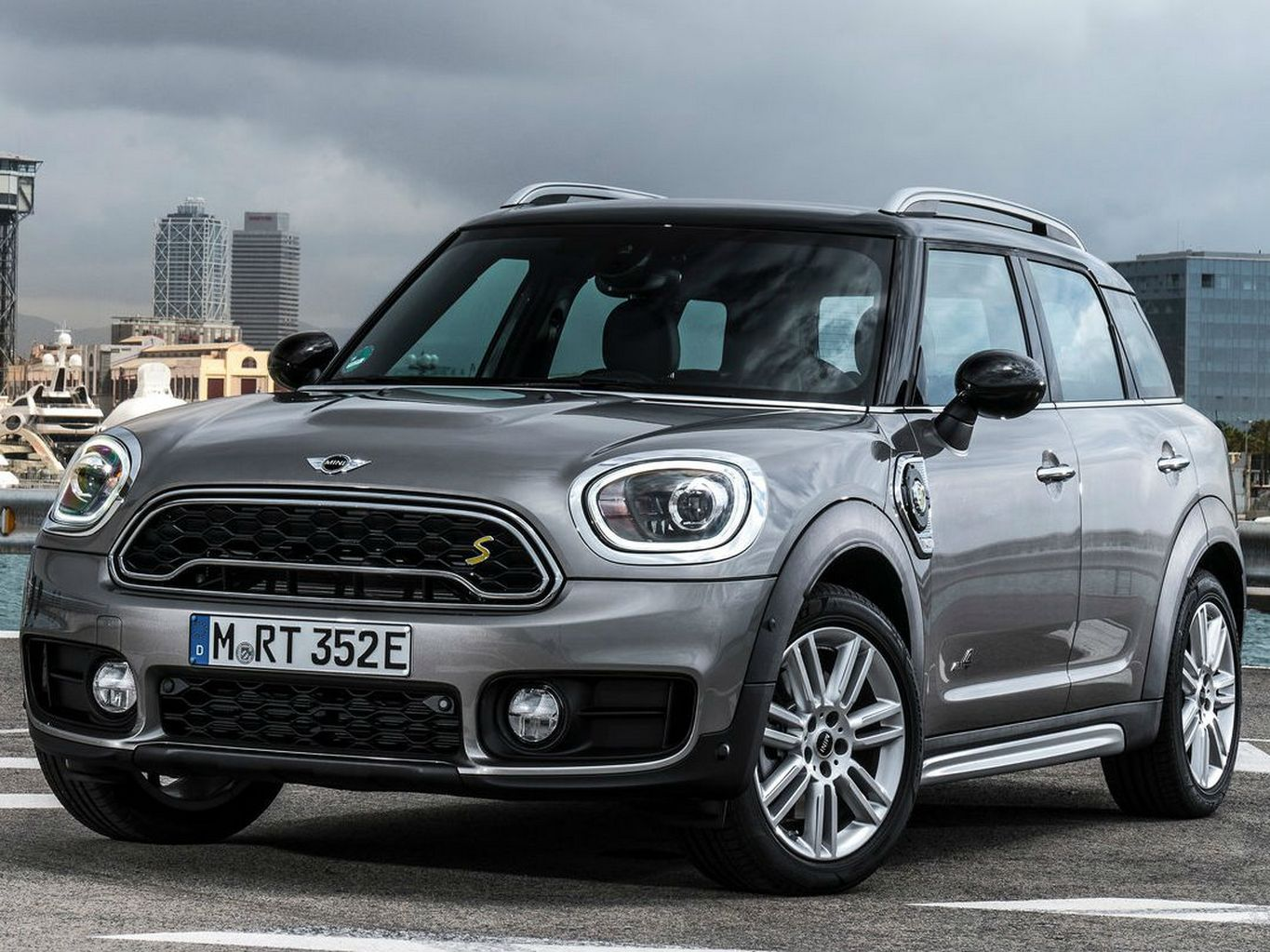 Mini Countryman SE ALL4 Plug-in Hybrid