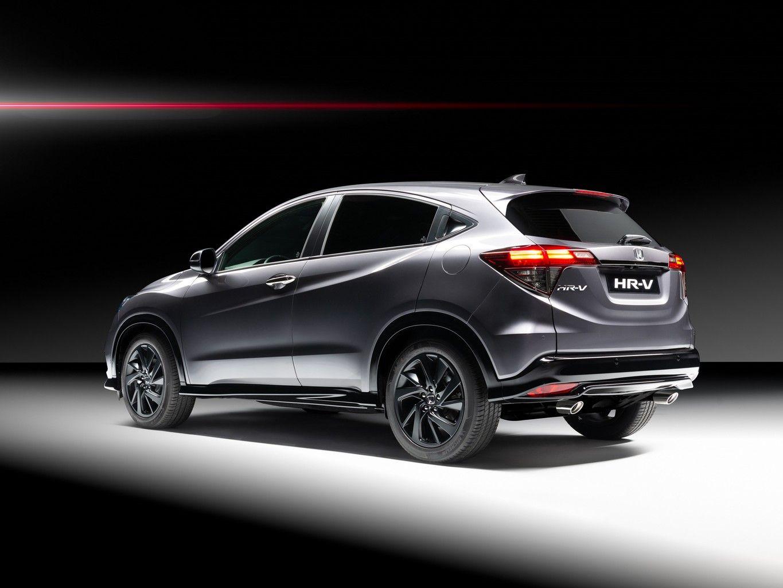 Honda HR-V Sport, com motor 1.5 turbo