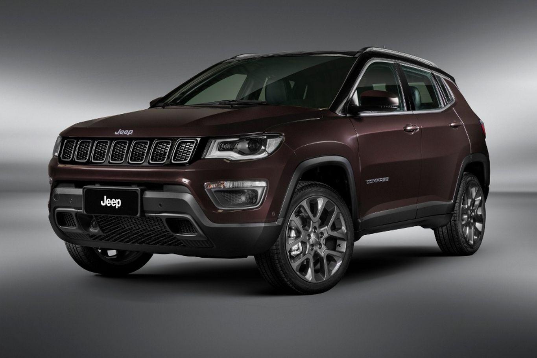 Jeep Compass ganhou série especial S
