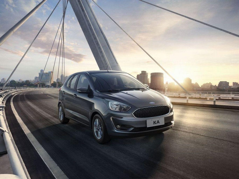 Depreciação do Ford Ka surpreende em um ano