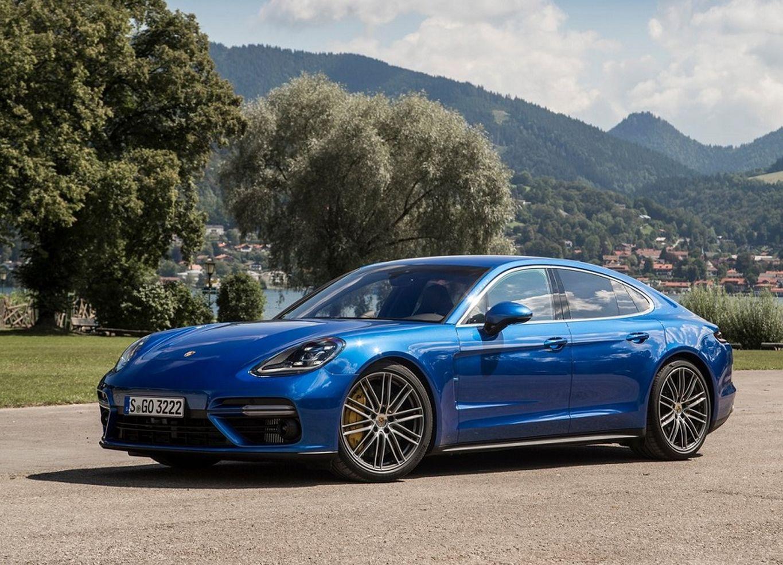 Porsche Panamera depreciou pouco após primeiro ano de uso