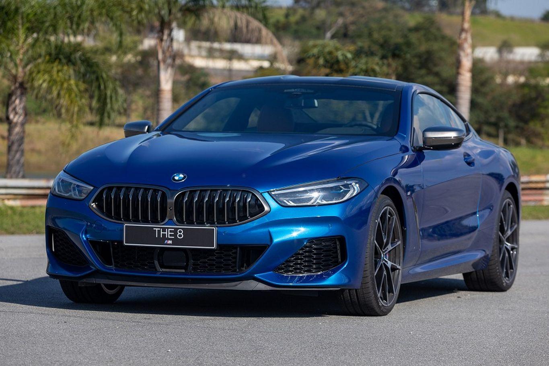 BMW M850i impressiona pela beleza e potência: 530 cv