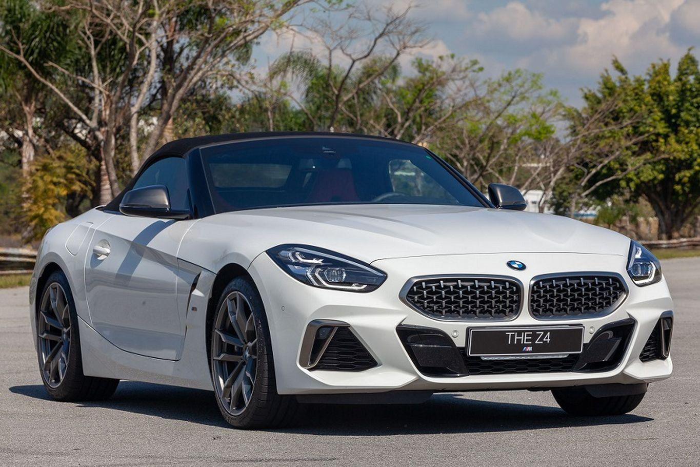 Nova geração do Z4 chega na versão M40i ao Brasil