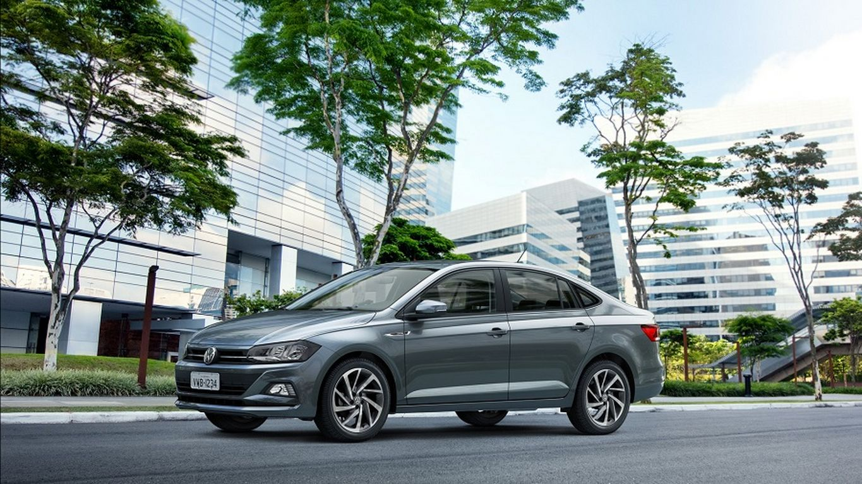 Volkswagen Virtus Highline