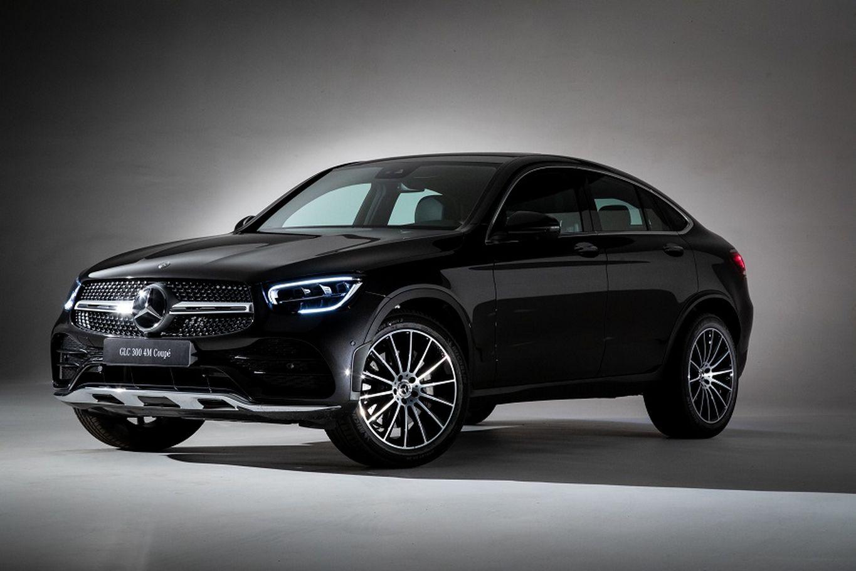 Mercedes-Benz GLC 300 Coupé