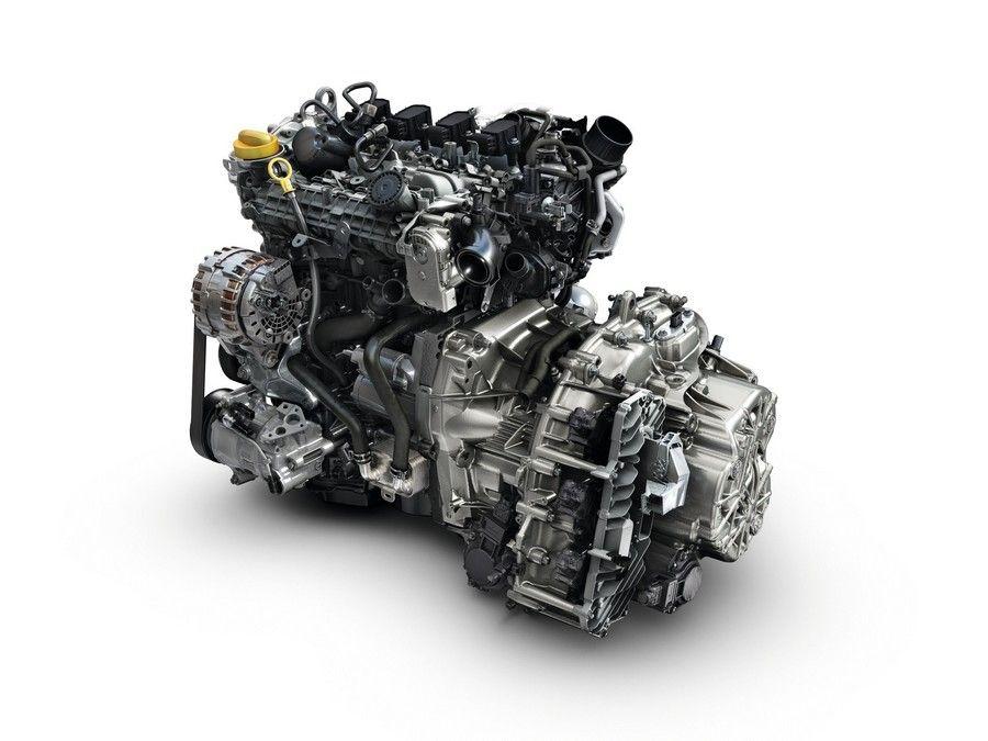 Motor Renault Energy TCe 1.3 com câmbio EDC