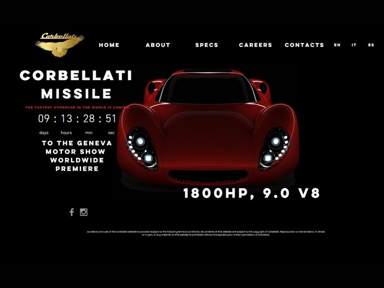 Corbellati Missile