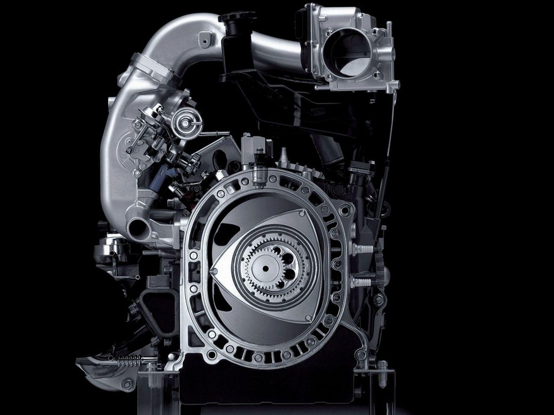 Motor Wankel da Mazda