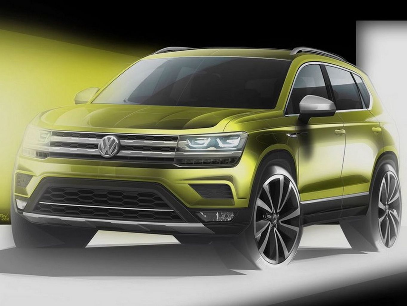 Volkswagen Tharu. Ou Tarek. O Volks-SUV