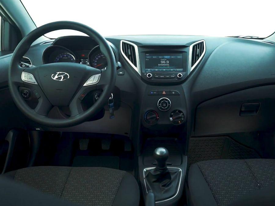 Hyundai HB20 1.0 Comfort Plus com blueMedia