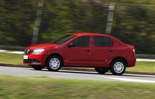 Avaliação KBB - Renault Logan 1.0 SCe Expression