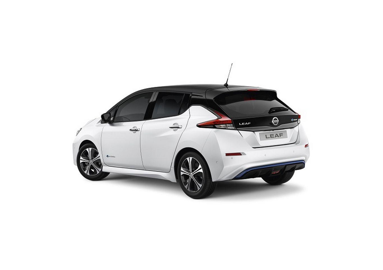 Novo Nissan LEAF