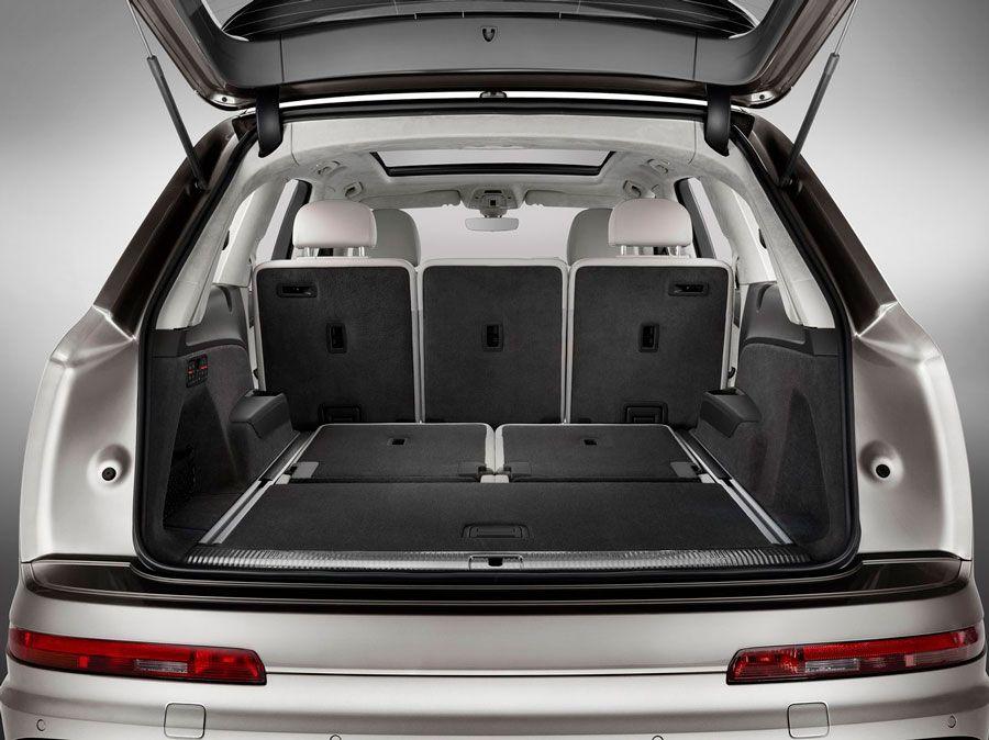 Audi Q7 3.0 V6 TFSI Supercharged
