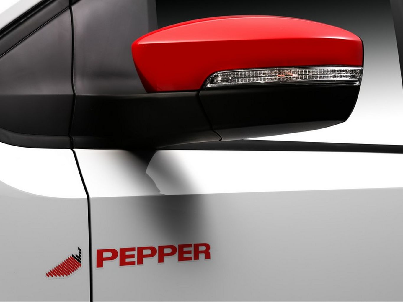 VW up! Pepper