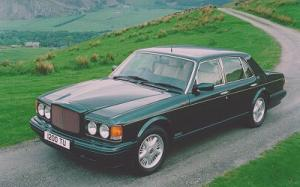 BENTLEY BROOKLANDS 1998