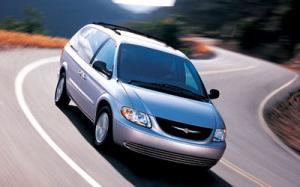 CHRYSLER GRAND CARAVAN 2003