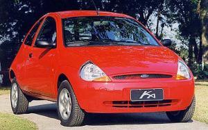 FORD KA Usado - 2000