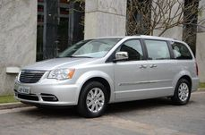 CHRYSLER TOWN&COUNTRY 2008