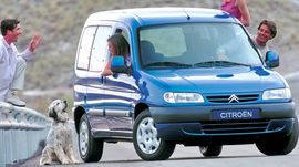 CITROEN BERLINGO 1998