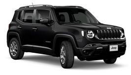 JEEP RENEGADE Novo - 2019