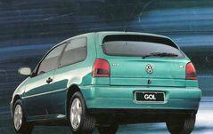 VOLKSWAGEN GOL Usado - 1996